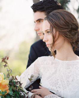 Romantic Inspired Wedding at Greystone Mansion | Beverly Hills, CA