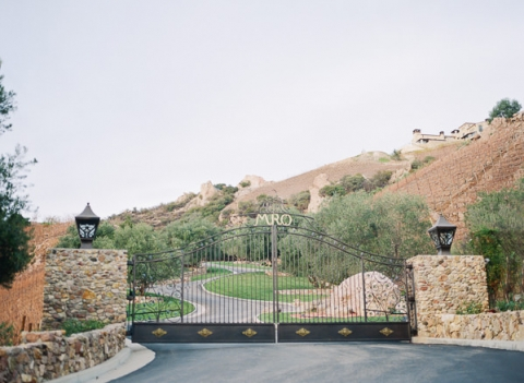 Malibu Rocky Oaks Wedding.Mid Century Romance Editorial Wedding Malibu Rocky Oaks Vineyard